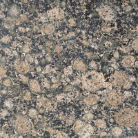 Baltic Brown granite, polished finish.