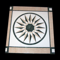 Marble Center piece inlaid